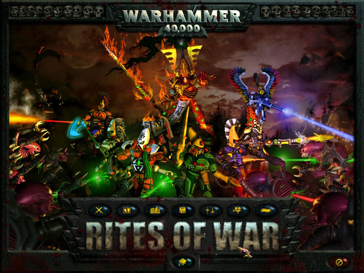 Warhammer Rites Of War