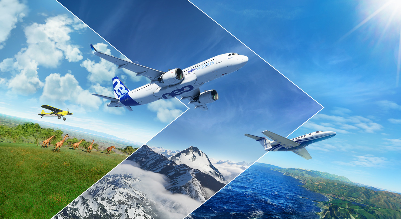 Microsof Flight Simulator 2020