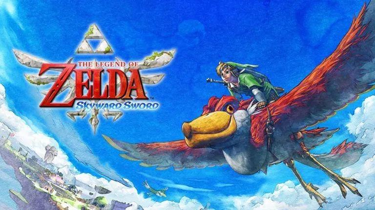 Skyward Sword Wii