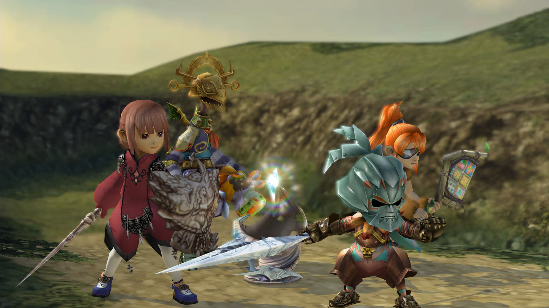 Final Fantasy Crystal Chronicle Remastered