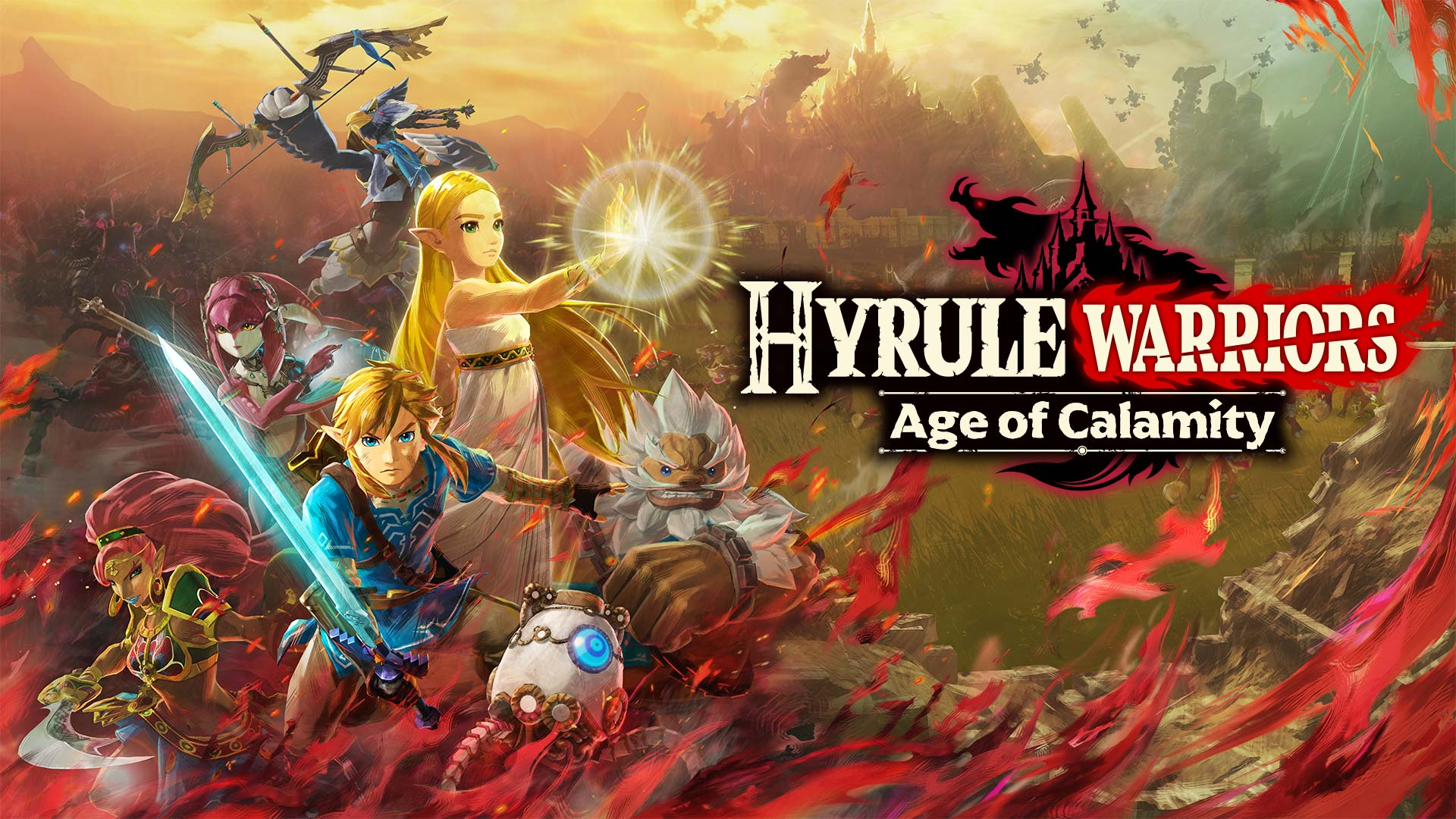 Hyrule Warrior: Age Of Calamity