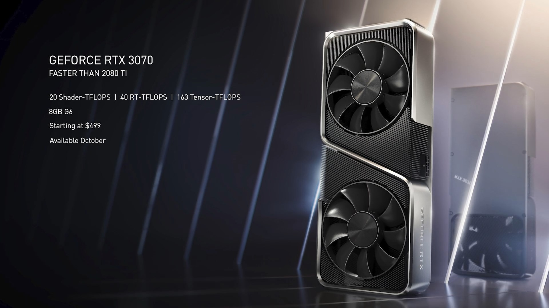 RTX 3070 Founder Edition