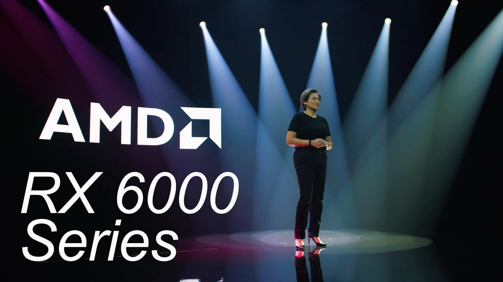 Presentasi Rx6000 Series Oleh Lisa Su