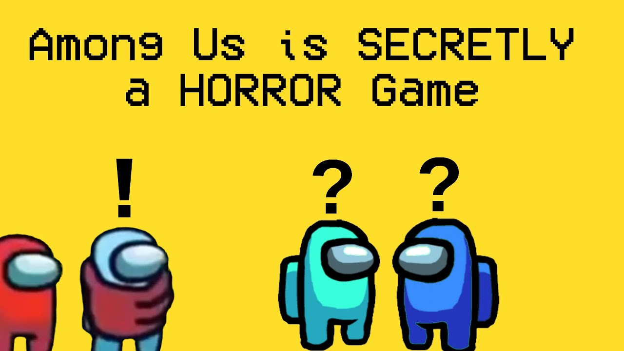 Among Us Horror Game